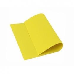 Goma Eva Pliego 40 x 60 2 mm amarillo Hand