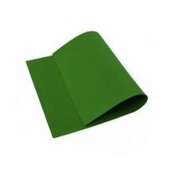 Goma Eva Pliego 40 x 60 2 mm verde oscuro Hand