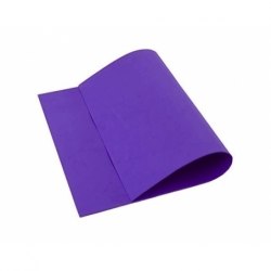 Goma Eva Pliego 40 x 60 2 mm violeta Hand