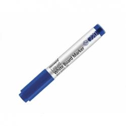 Marcador pizarra líquido 220 punta redonda azul Monami.