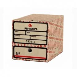 Caja Archivo Doble Estándar (333312) Rhein