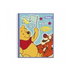 Cuaderno Universitario Disney 100hojas Torre