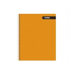 Cuaderno Universitario clasico Lineal 7mm 100h Torre