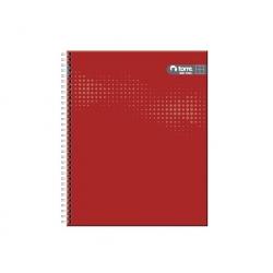 Cuaderno Universitario clasico liso 5mm 100hojas Torre