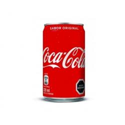 Bebida en Lata 220cc. Mini Coca Cola