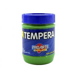 Tempera Frasco 120ml Verde Proarte
