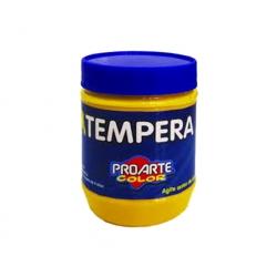 Tempera Frasco 120ml Amarillo Proarte
