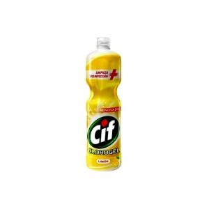 Limpiador Cloro Gel Limón 900ml. Cif