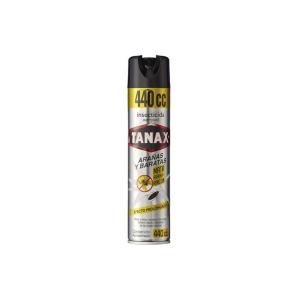 Insecticida Arañas y Baratas 440cc. Tanax