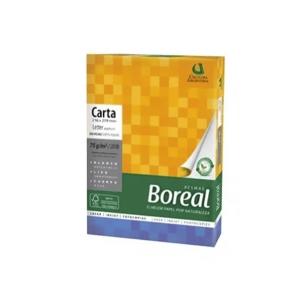 Papel Fotocopia Carta Multipropósito 500 Hojas Boreal