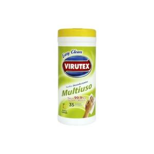 Toalla Desinfectante Multiuso Easy Clean Virutex