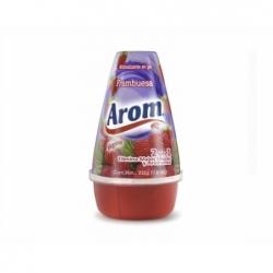 Desodorante Ambiental Cono Gel 199grs. frambuesa Arom