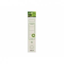 Lomo Autoadhesivo Ancho Ecológico Línea 8 unidades Verde.