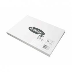 Etiqueta Inkjet/laser 100 Hojas 101x34mm Blanca