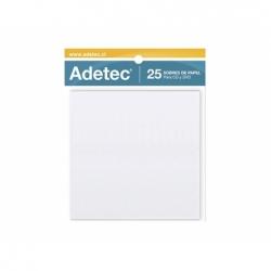 Sobre CD Papel 25 unidades Blanco Adetec