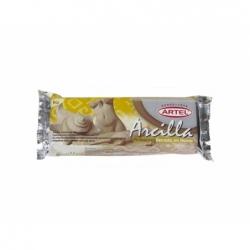 Arcilla Profesional 1 kilo blanca Artel