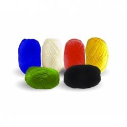 Lana Colores Surtidos 6 colores Hand