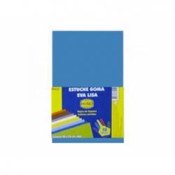 Goma Eva 20 x 30 2 mm. azul Hand