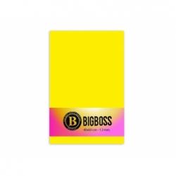 Goma Eva 40 x 60 cm 10 unidades amarillo Big Boss