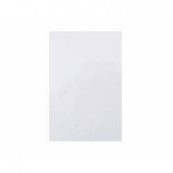 Goma Eva Glitter Pliego 40 x 60 cm blanco Hand