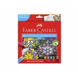 Lápices de Colores 60 unidades Faber Castell