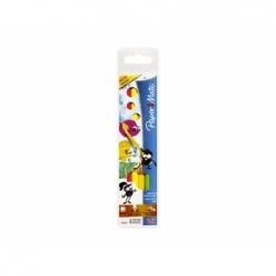 Lápices de Colores Neón 6 unidades Paper Mate