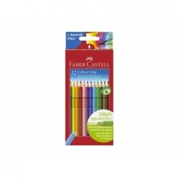 Lápices de Colores Largo 12 unidades Faber Castell