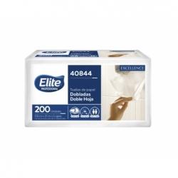Toalla Papel Excellence Doblada Doble Hoja 200 unidades x18 (40844) Elite