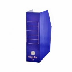 Caja Archivo Nº22 oficio azul Memphis