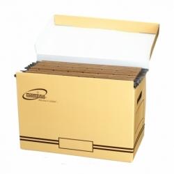 Caja Carpeta Colgante amarilla Nº7 Memphis