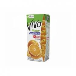 Jugo Néctar Naranja 190 ml. Vivo