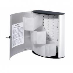 Botiquín Aluminio 3 Compartimientos sin Elemento Durable