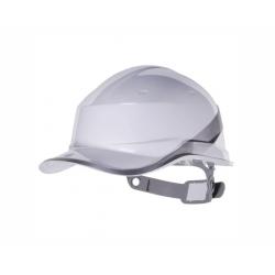 Casco Diamond blanco con Réflex Delta Plus