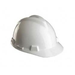 Casco V-Gard blanco MSA