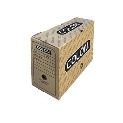 Caja Archivo Estándar 35.0x12.5x23.6cm Colon
