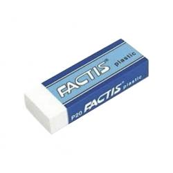 Goma de Borrar Plástica P-20 Factis