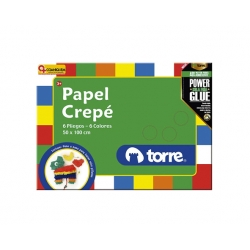 Bolson papel crepe Imagia Torre