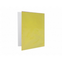 Archivador Plastificado Amarillo Ci