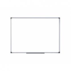 Pizarra Melamina Blanca magnética 60x90cm. Bi-silque