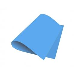 Cartulina 53x75cm. Azul Turquesa Artel