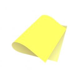 Cartulina 53x75cm. Amarillo Claro Artel