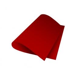 Cartulina 53x75cm. Rojo Bermellón Artel