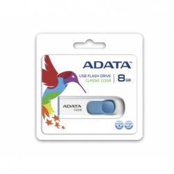 Pendrive 8GB blanco Adata