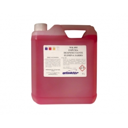Sacasarro Espuma desinfectante 5 litrosWinkler