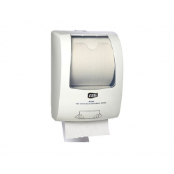Dispensador Autocorte Non Touch blanco Elite