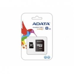 Memoria 8GB Micro SD class 4 Adata