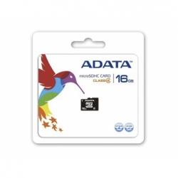 Memoria 16GB Micro SDHC class 4 Adata