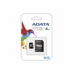 Memoria 4GB Micro SDHC class 4 Adata