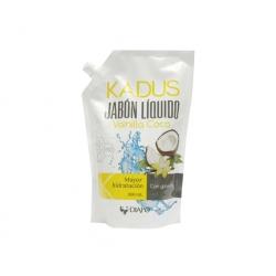 Jabón Líquido con Glicerina 900ml. Aromas Kadus