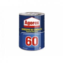 Adhesivo 60 galón Agorex.